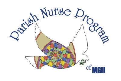 Parish Nurse Program dove logo