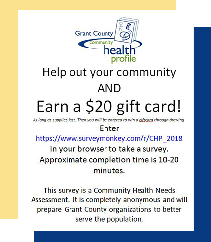 Community Health Needs Assessment Survey